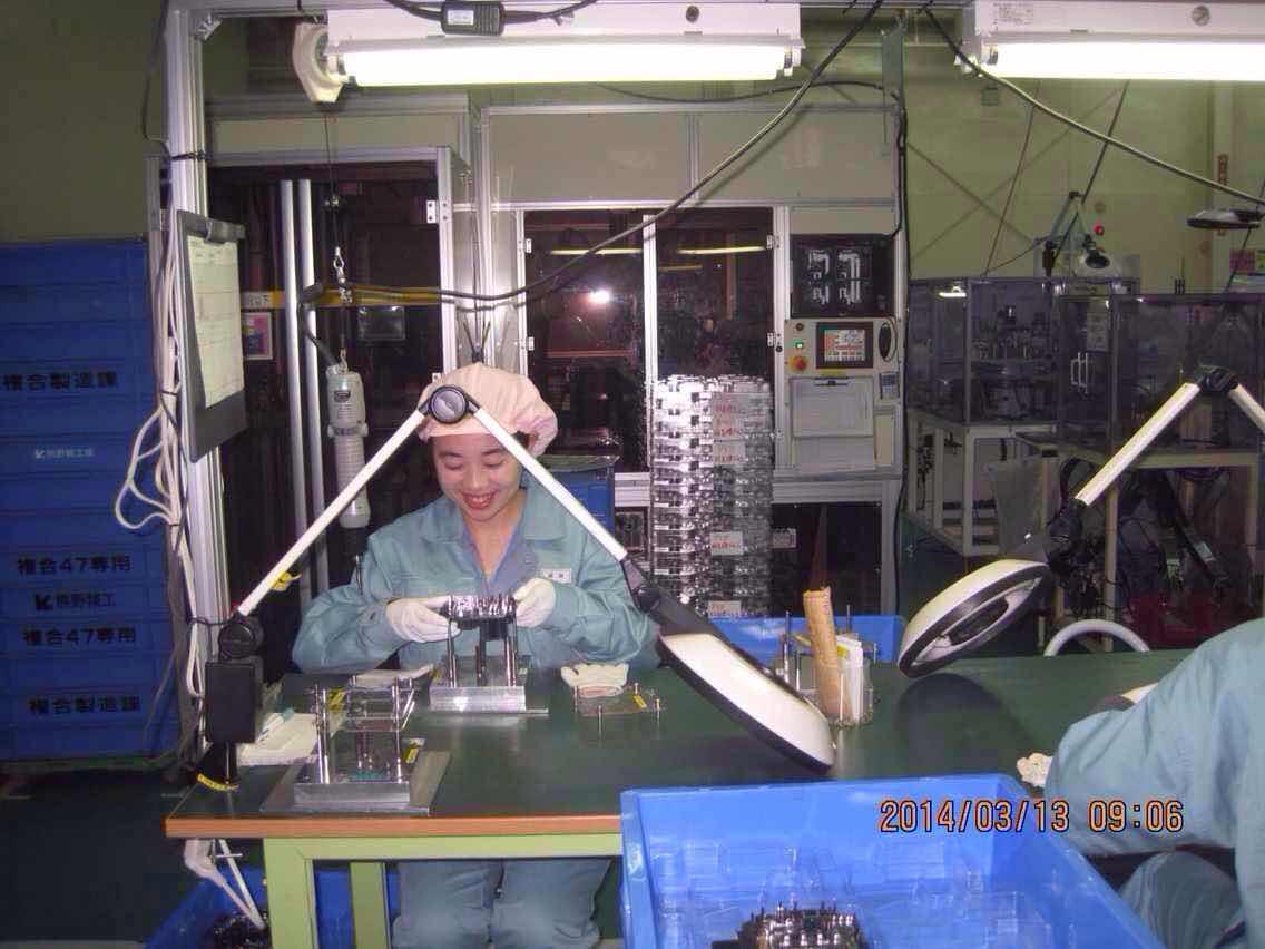 电子组装检查加工