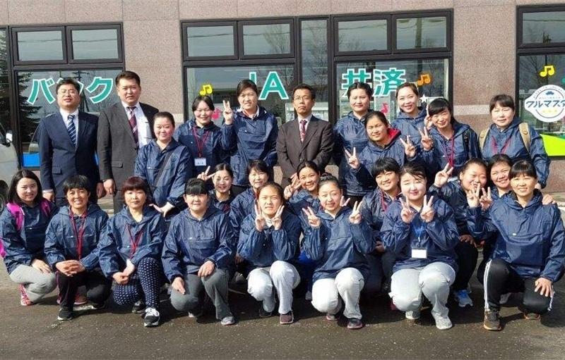 日本出国劳务